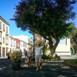 Прогулка по Ла-Лагуне
