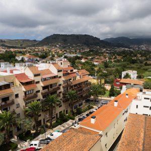 Анага + две столицы (Санта-Крус и Ла-Лагуна)