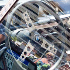 Выставка машин в Лос-Кристианосе