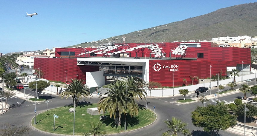 Galeon Outlet Tenerife