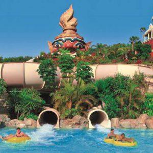 «Сиам-Парк» (Siam Park) — лучший аквапарк в мире 2019