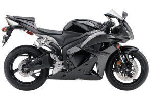 Прокат мотоцикла HONDA CBR600RR на Тенерифе