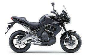 Прокат мотоцикла KAWASAKI VERSYS на Тенерифе