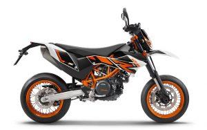 Прокат мотоцикла KTM 690SMC на Тенерифе