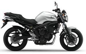 Прокат мотоцикла YAMAHA FZ6 S2 на Тенерифе