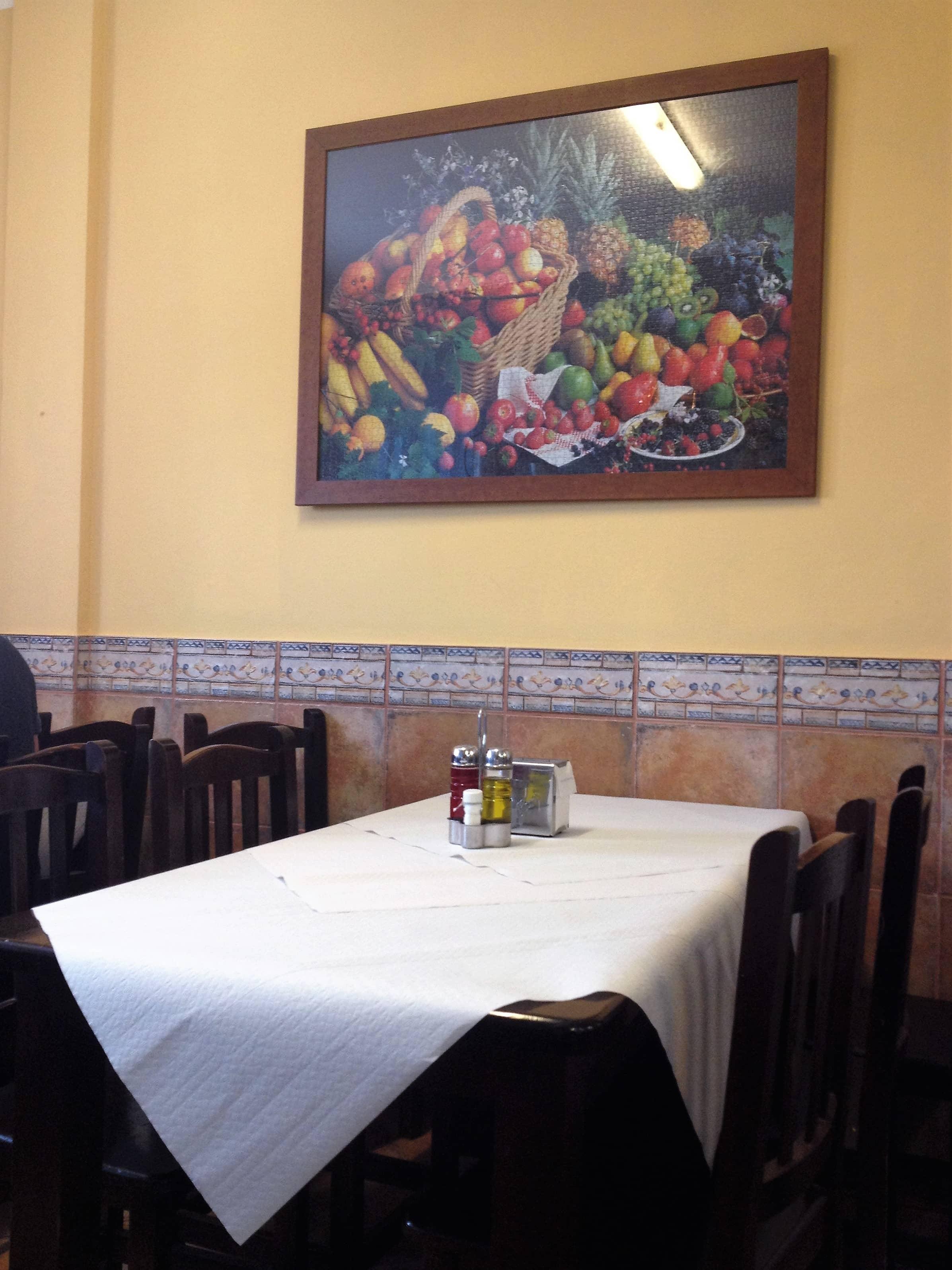 Канарские рестораны на Тенерифе