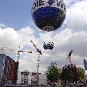 Три дня в Берлине (апрель 2017)