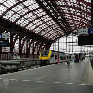 Антверпен (май 2017)