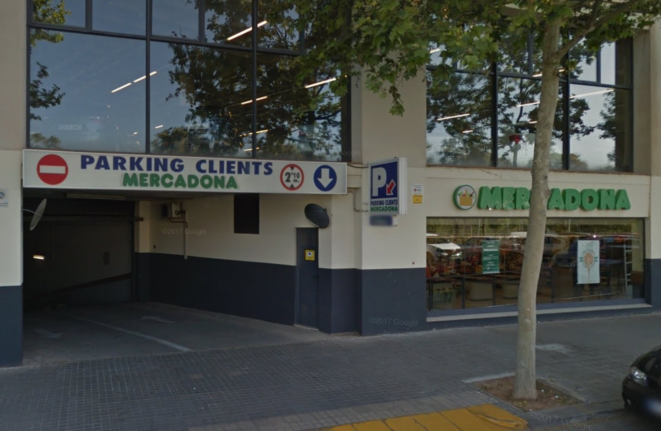 Как бесплатно (почти) парковаться в Испании